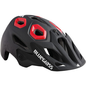 bluegrass Golden Eyes Casque, black/red